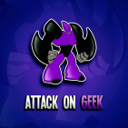 Attack on Geek logo