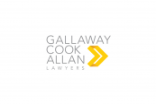 Gallaway Cook Allan Lawyers logo