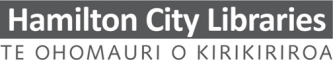 Hamilton City Libraries logo